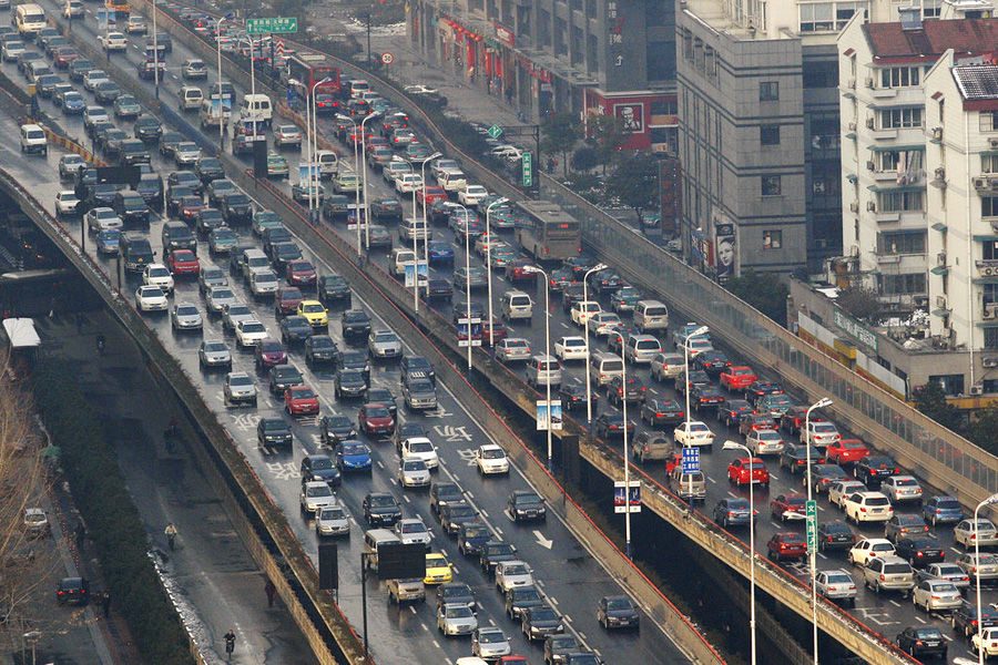 Полезная информация о дорогах Китая