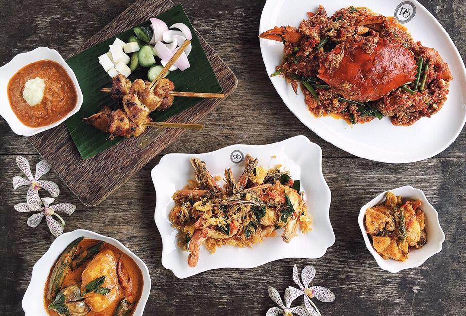еда в Сингапуре