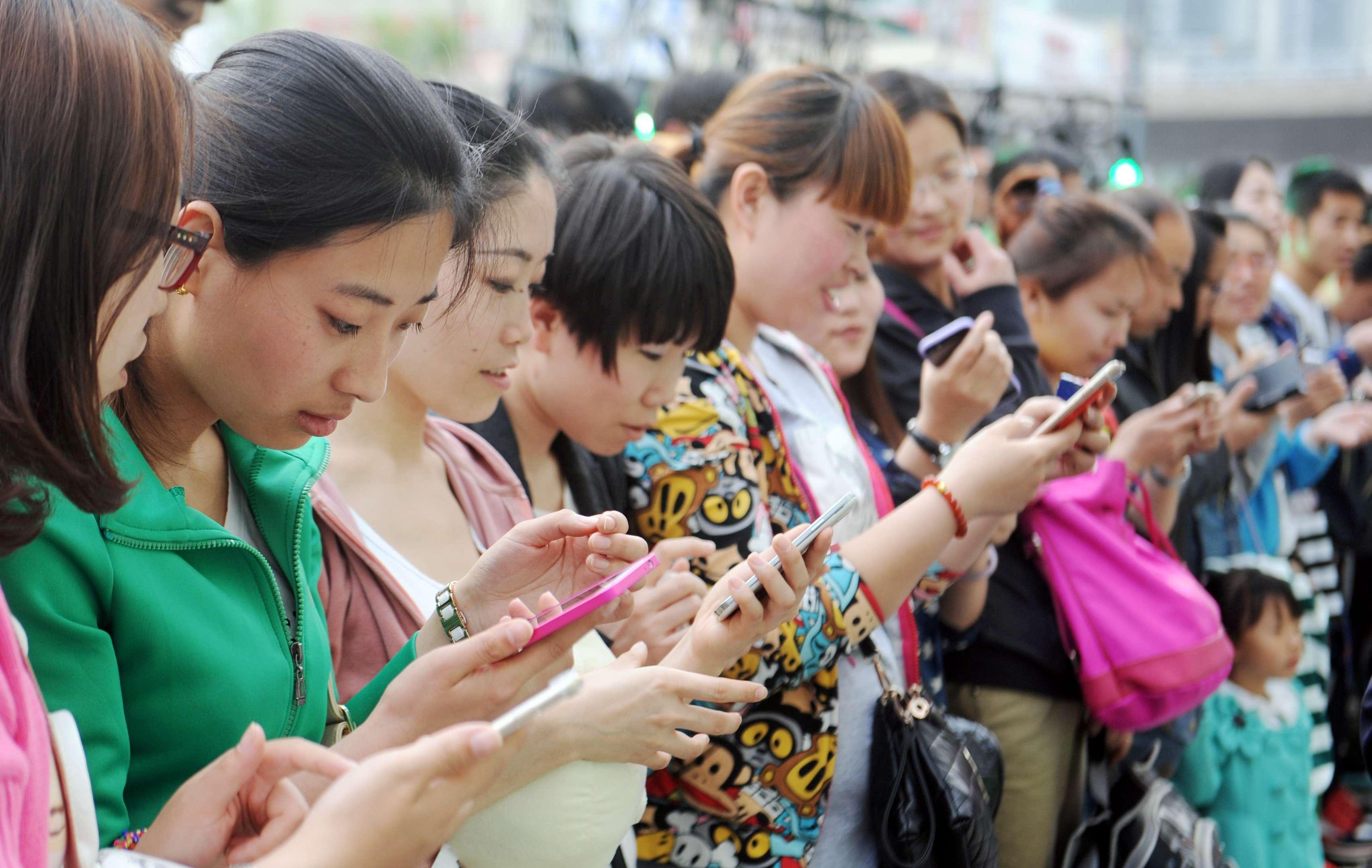 Китайская система слежки за клиентами через Wi-Fi