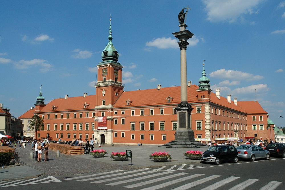 zamek_krolewski в Польше