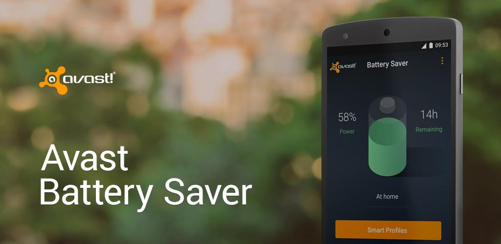 Avast Battery Saver приложений