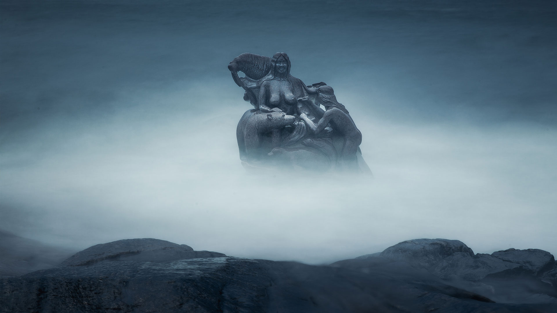 Greenland Nuuk White Nights