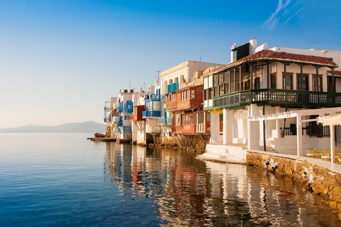 Греции