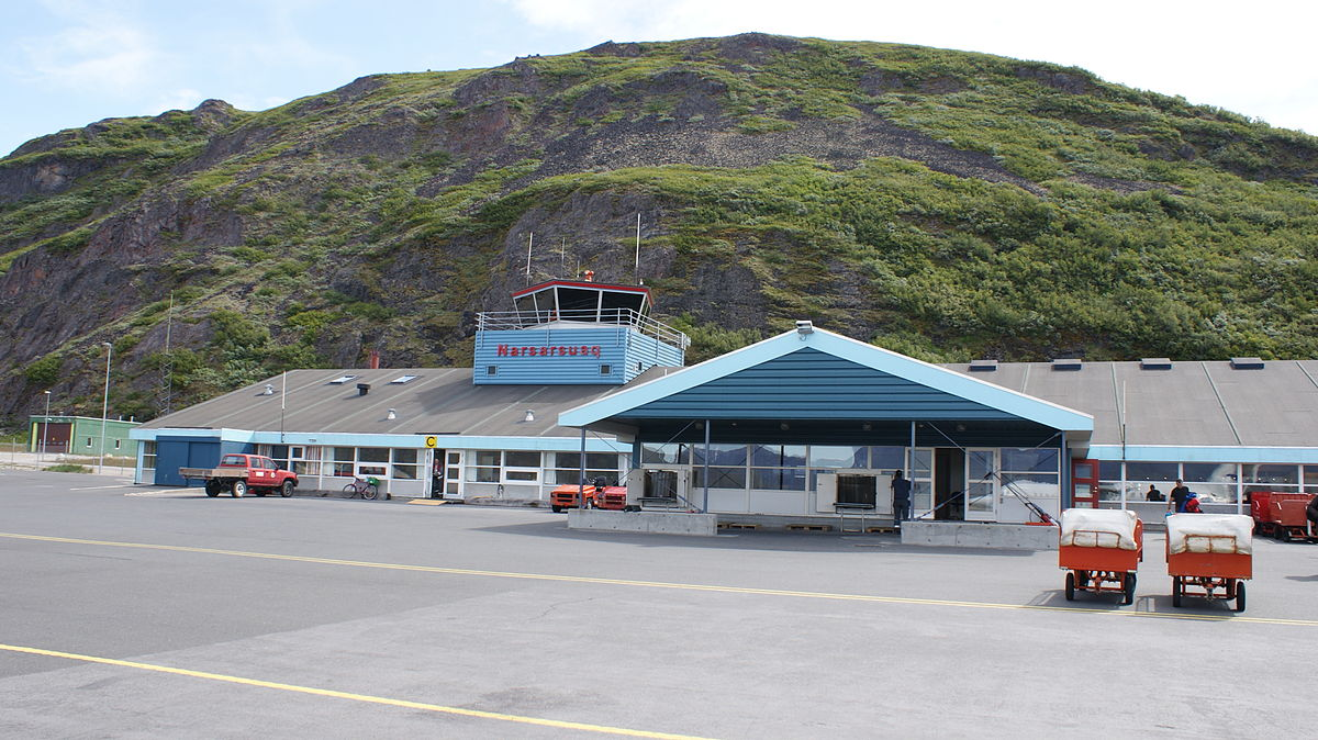 Narsarsuaq-airport