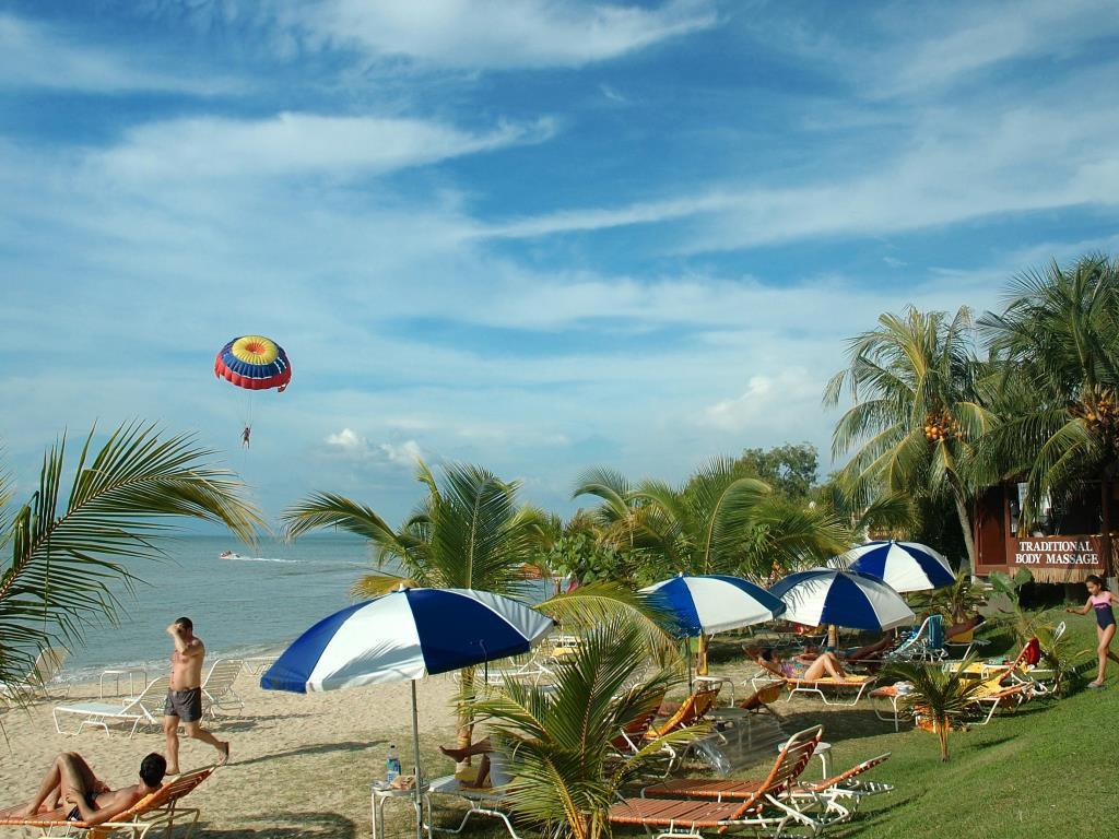 Paradise beach Thailand 1
