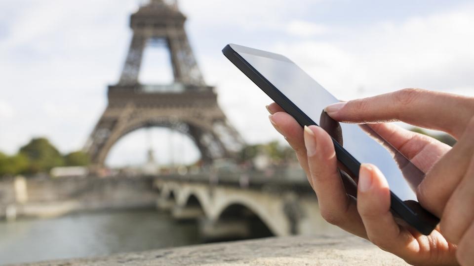 Wi-Fi в Париже интернет-кафе