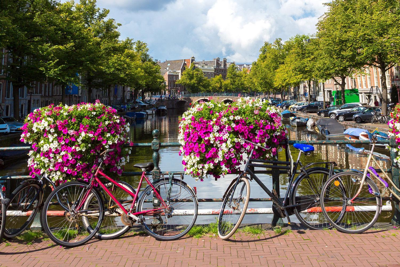 амсердам велосипед