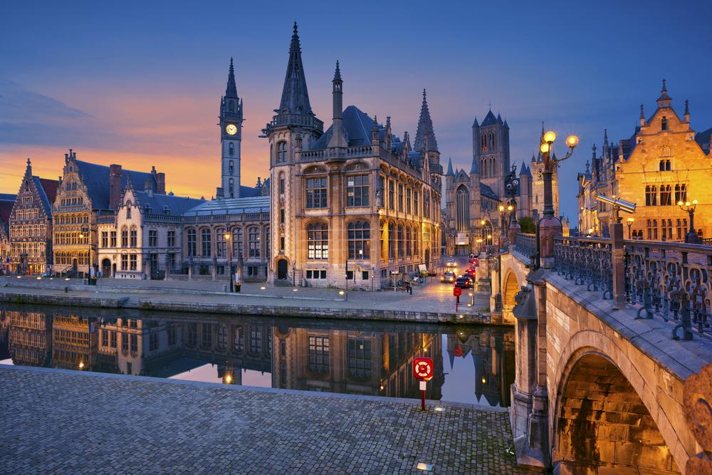 Готовимся к поездке в Бельгию