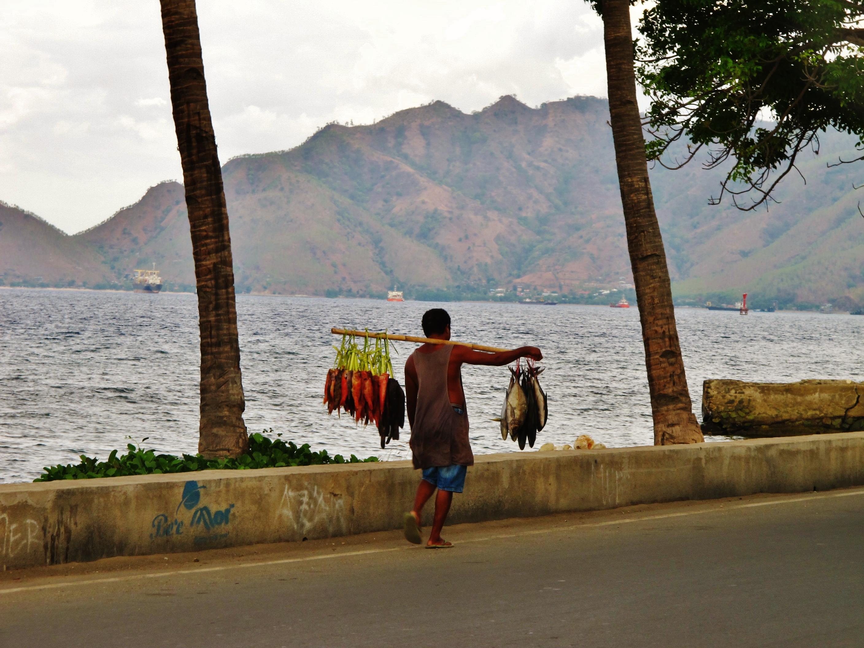 пять стран East Timor