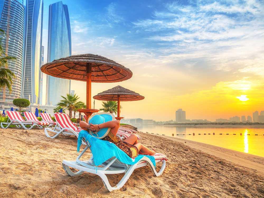Чем так привлекательно ОАЭ для туризма?