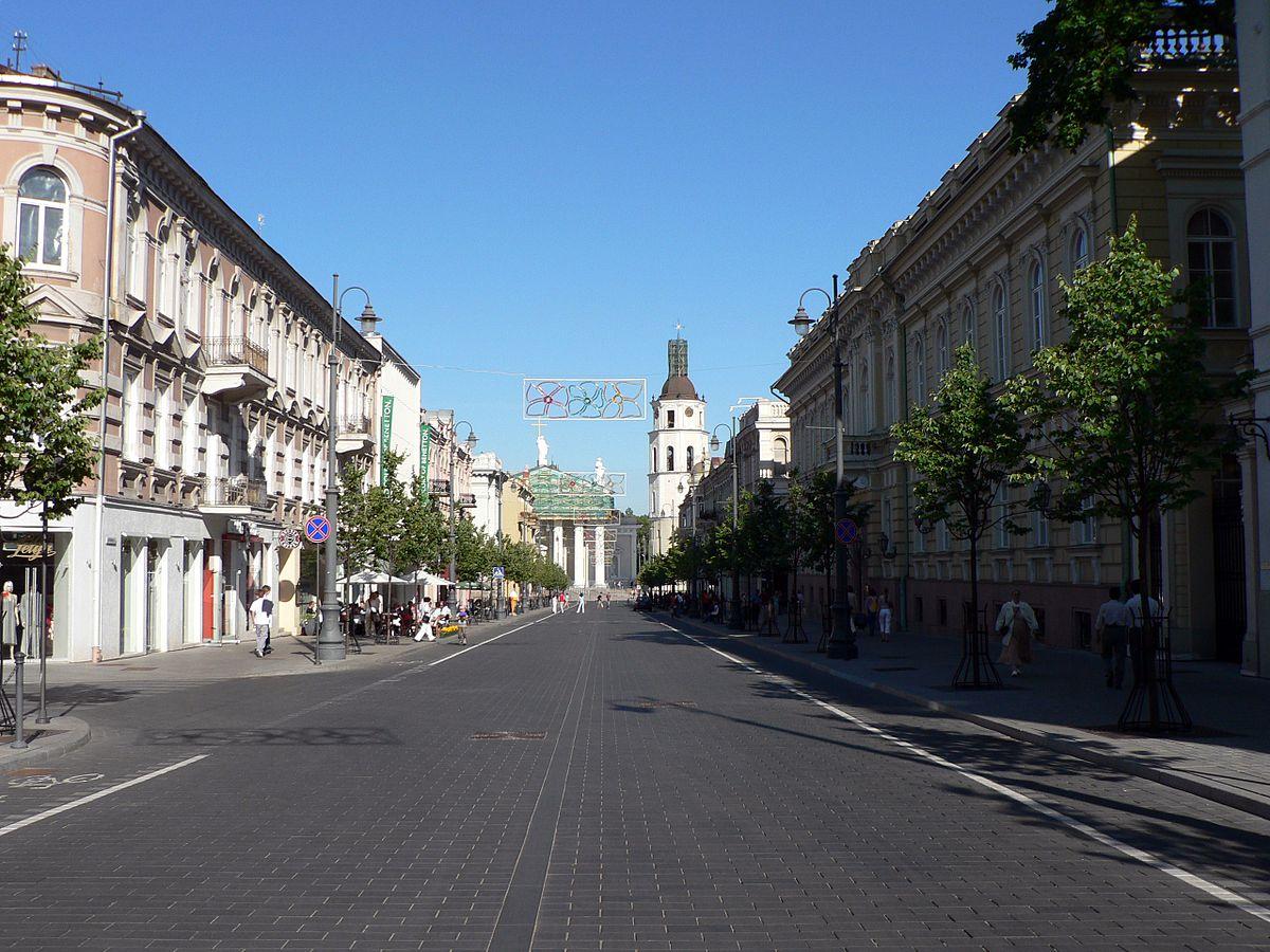 Вильнюс: в каких точках города турист может рассчитывать на Wi-Fi?