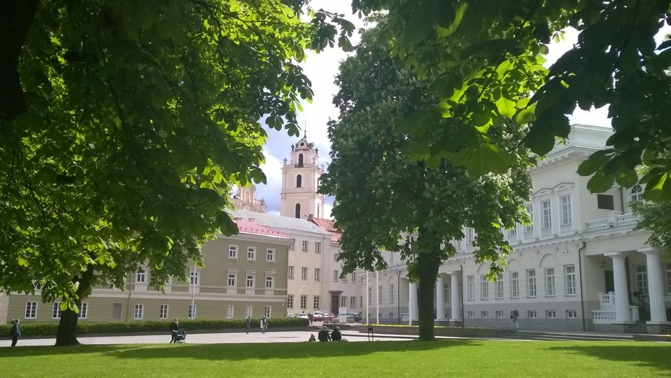 Вильнюс: в каких точках города турист может рассчитывать на бесплатный Wi-Fi?