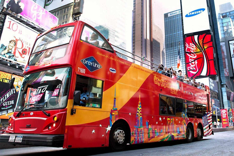 По Нью-Йорку на автобусе: стоит ли выбирать такую экскурсию