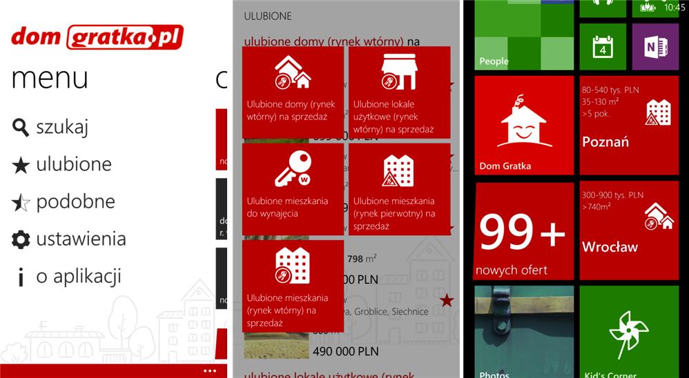 приложение для комфортного пребывания в Польше