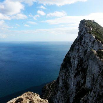 Незапланированная поездка в Гибралтар с симкой Водафона