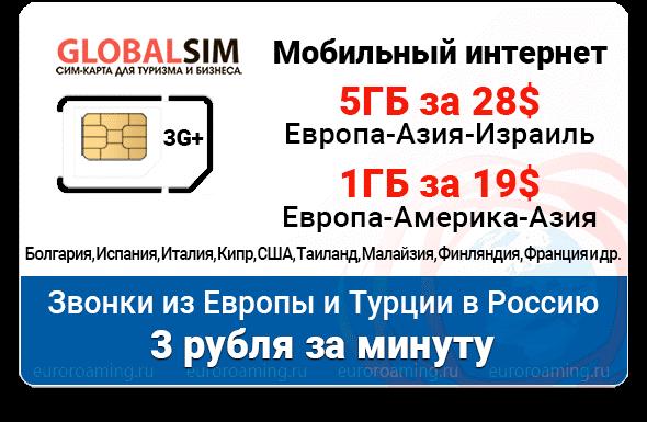 глобалсим, GlobalSim