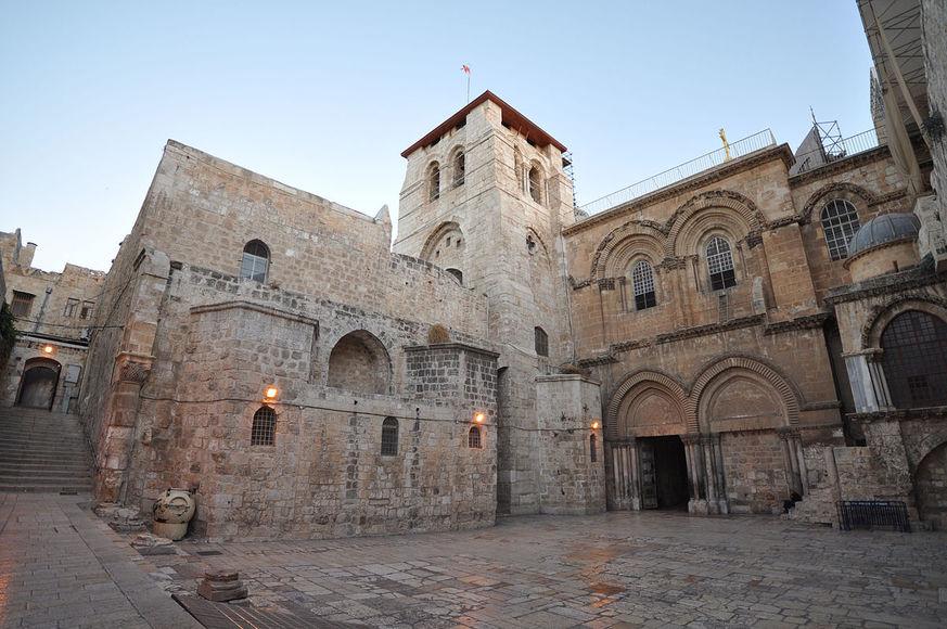 Паломничество на Пасху в Израиль и покупка стартового пакета Глобалсим