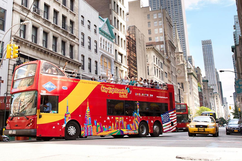 По Нью-Йорку на автобусе: стоит ли выбирать такую экскурсию?