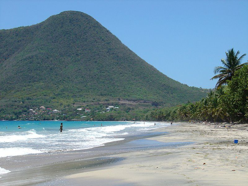 Впечатлила ли нас Мартиника?