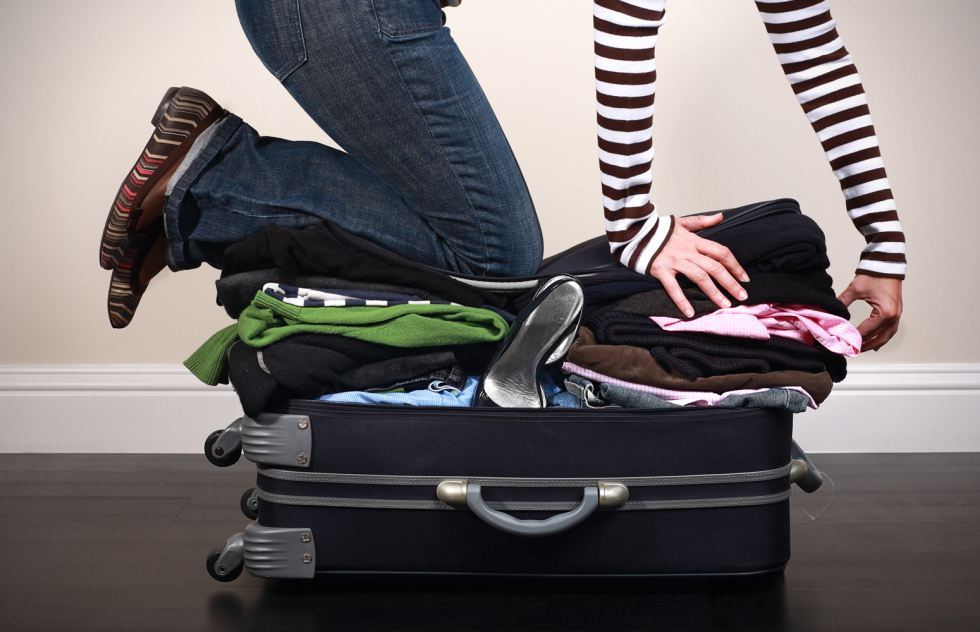 Как сохранить место в чемодане и научиться упаковывать вещи компактно?