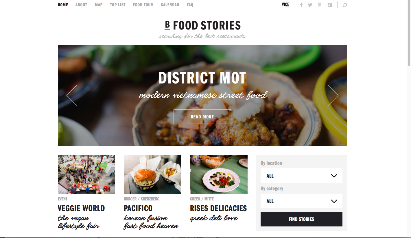 Berllin-Food полезные сайты для тех, кто собирается в Германию