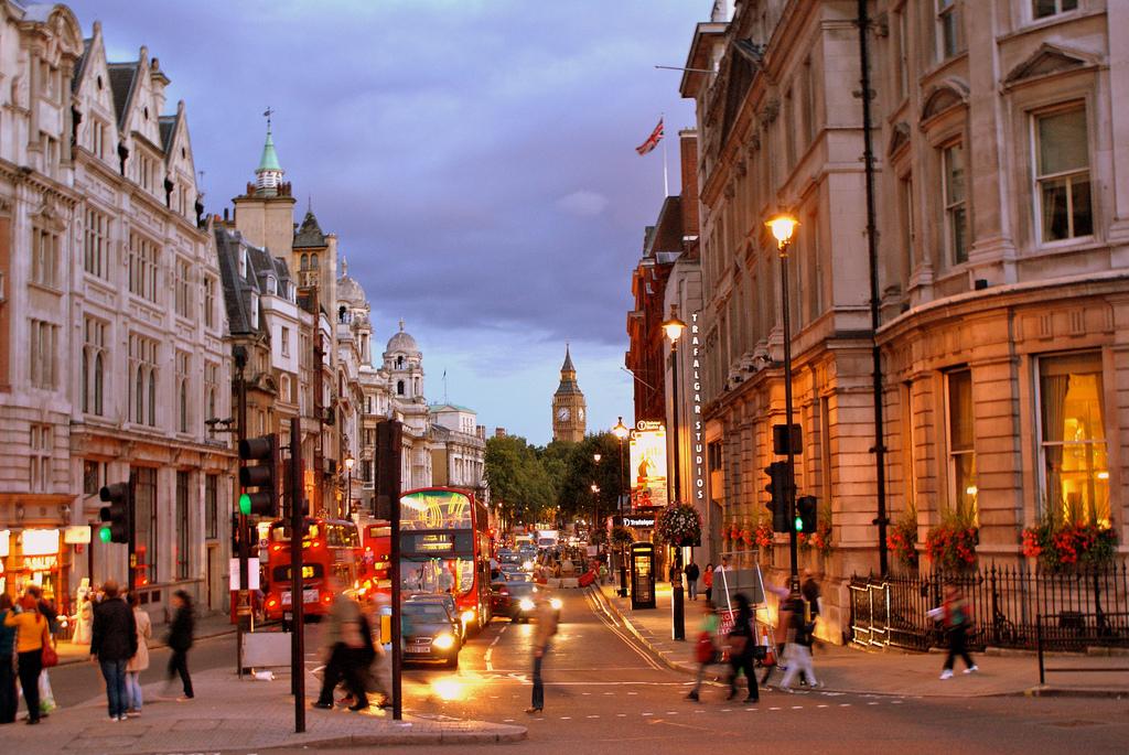 Бюджетная поездка в Лондон