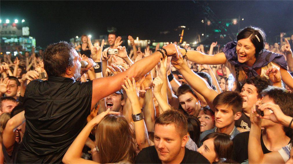Пять крутых музыкальных фестивалей Европы этого лета