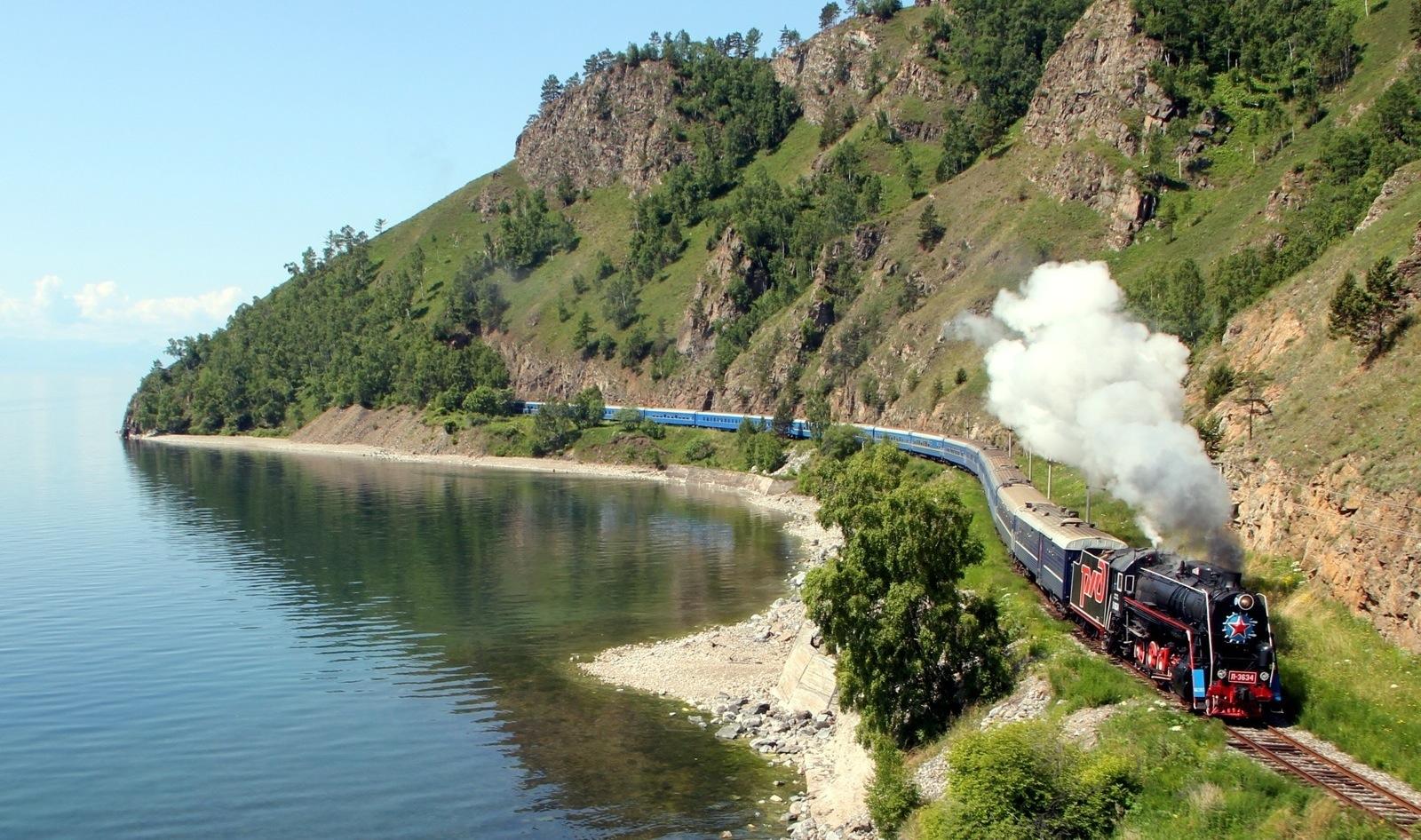 Невероятное приключение для туриста – в Центральную и Восточную Азию на поезде!