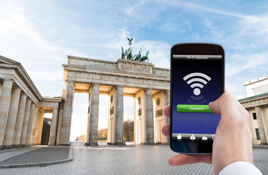 WI-FI в Германии: как изменилась ситуация для туристов в 2017 году?
