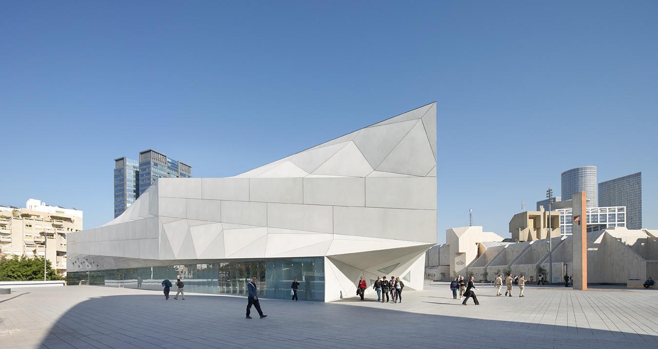 музей в Тель-Авив