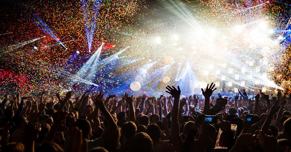 Самые крутые музыкальные фестивали Европы лета 2017 года