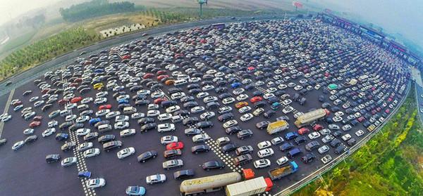 пекин, Сложнейшие дорожные развязки мира