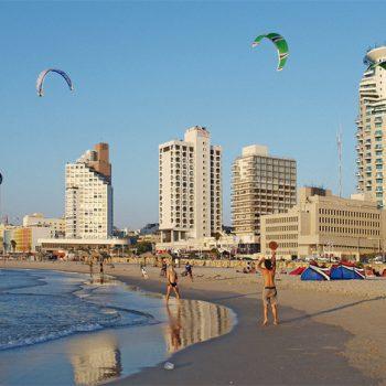 Бесплатные развлечения в Тель-Авиве