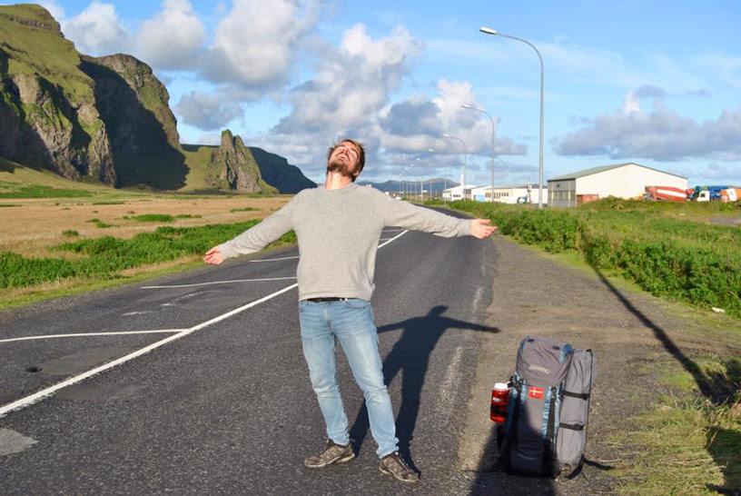 автостоп для путешествий