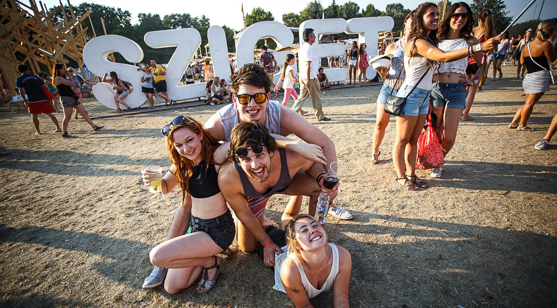 Sziget лучший фестиваль Европы