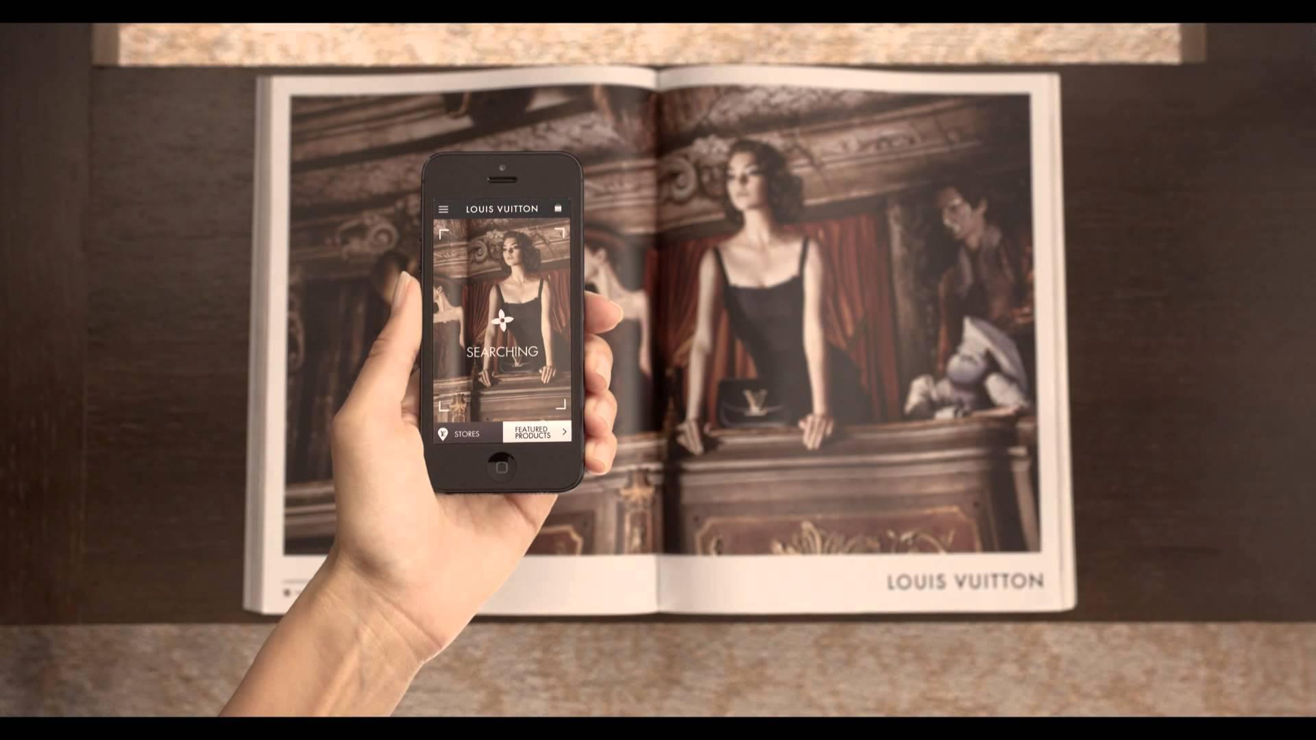 приложения для модников Louis Vuitton Pass