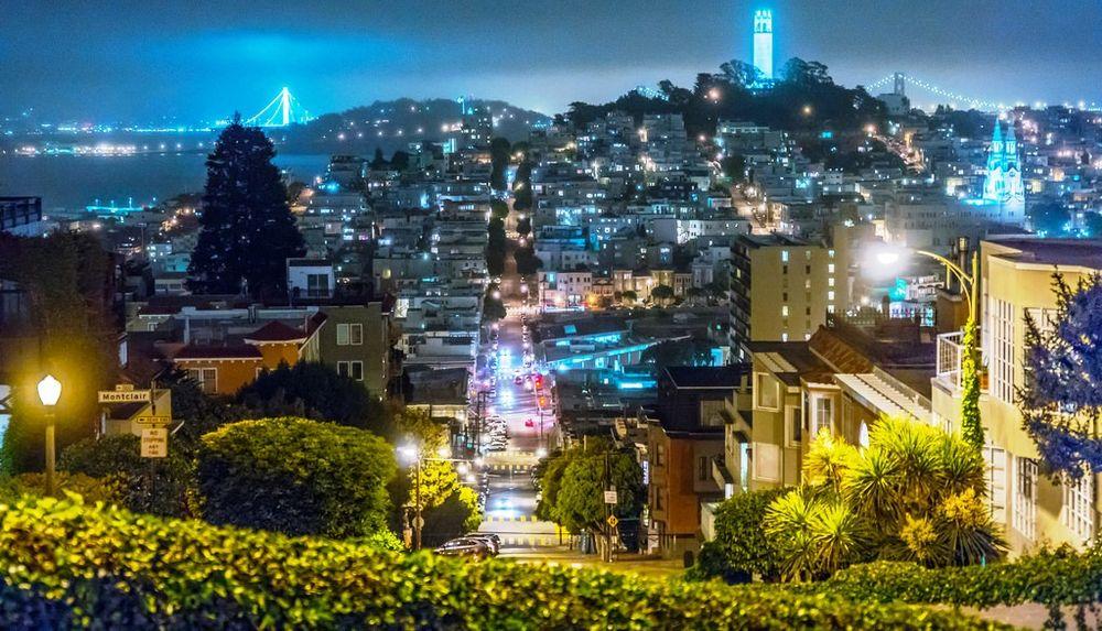 Деловая поездка в Сан-Франциско с сим-картой Vodafon Yuser