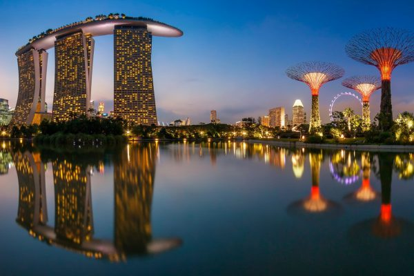 Получаем бесплатную транзитную визу в Сингапур для визита в страну на 4 дня