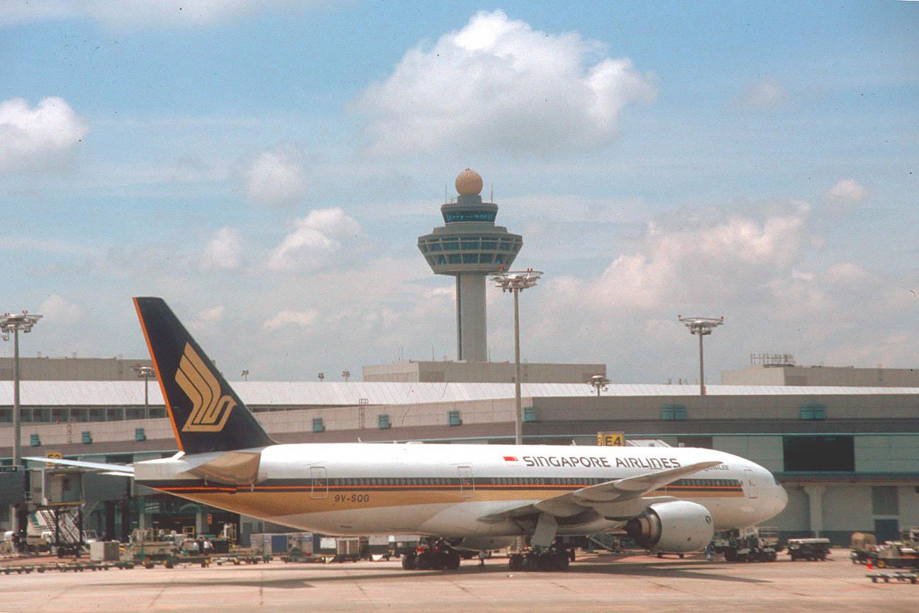 Получаем бесплатную транзитную визу в Сингапур