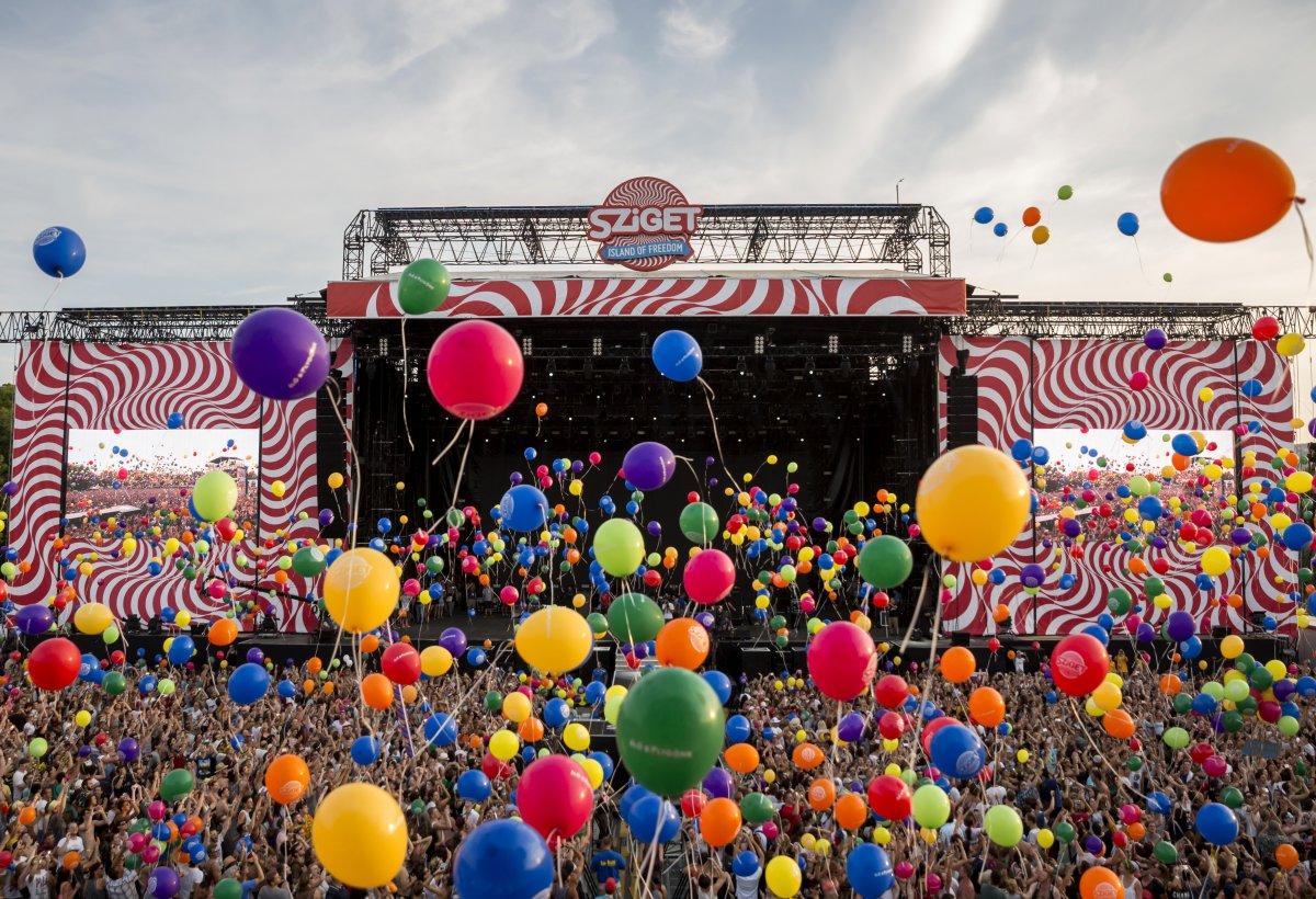 самый масштабный фестиваль августа – Sziget