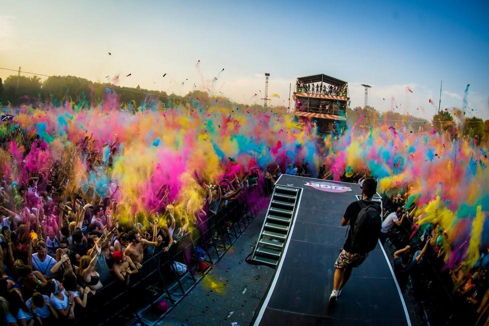 Фестиваль в Венгрии
