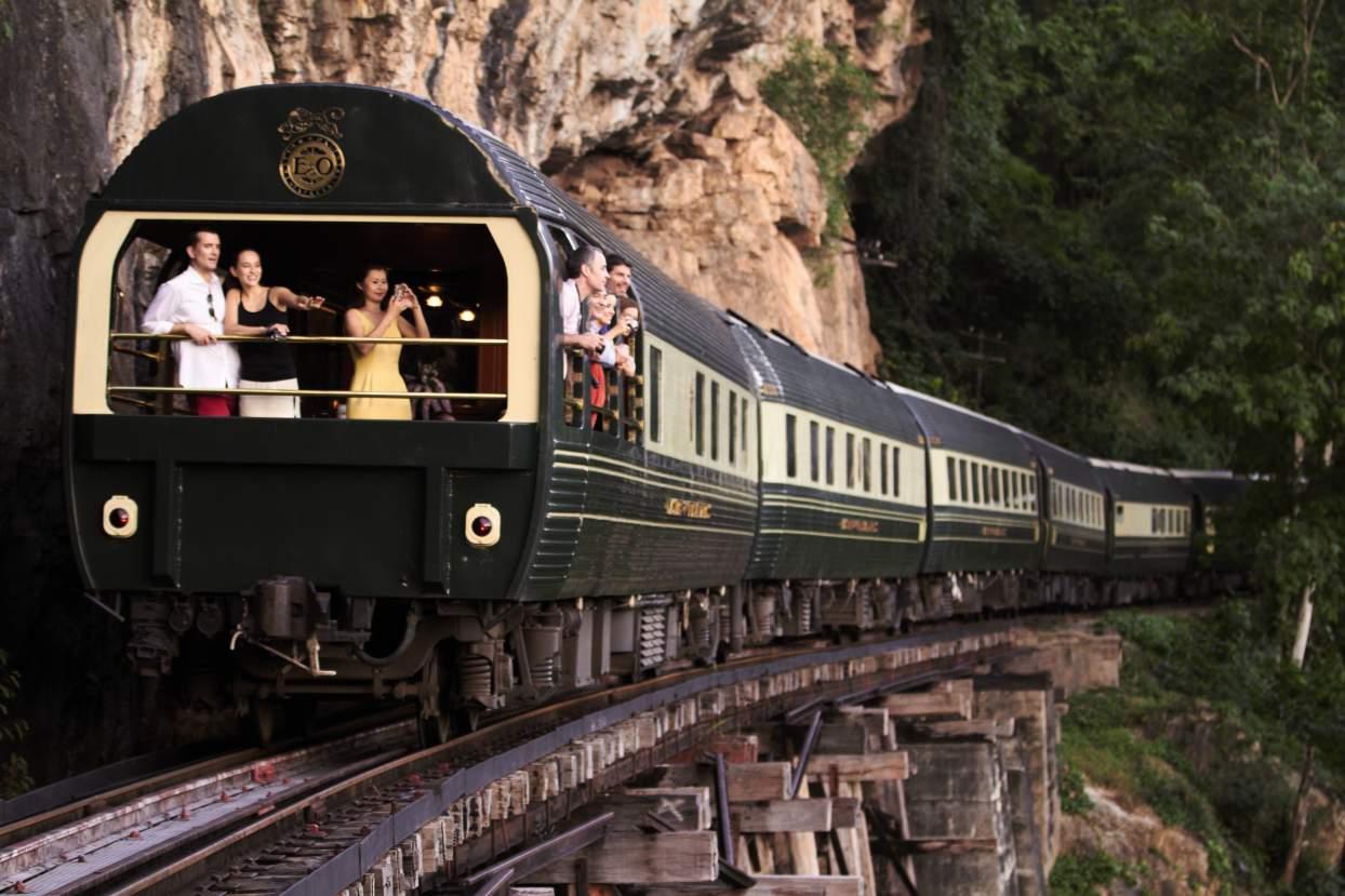 как объехать незнакомую страну на поезде за одно путешествие