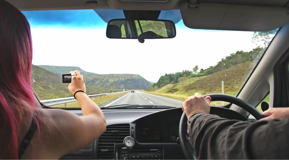 Автостоп: правила безопасности для водителей