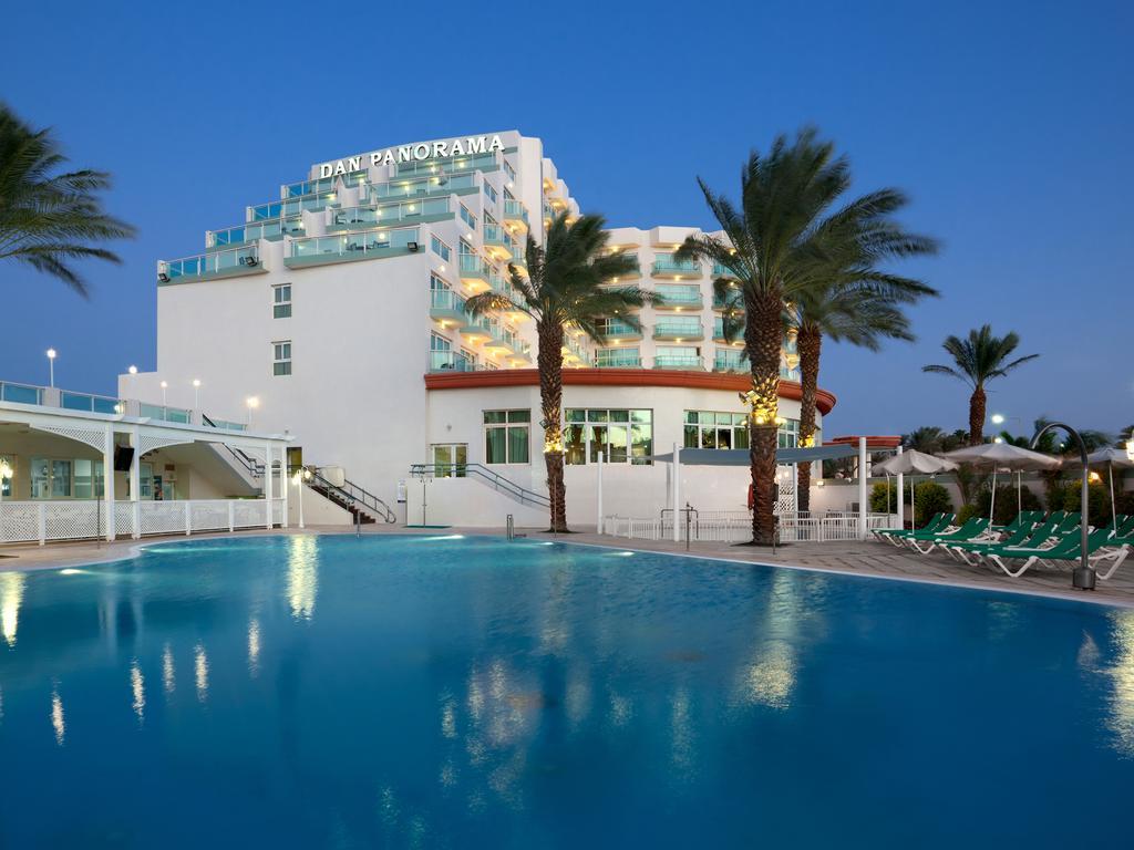 Отдых в Эйлате и отзыв об отеле Dan Panorama и тарифе GlobalSim