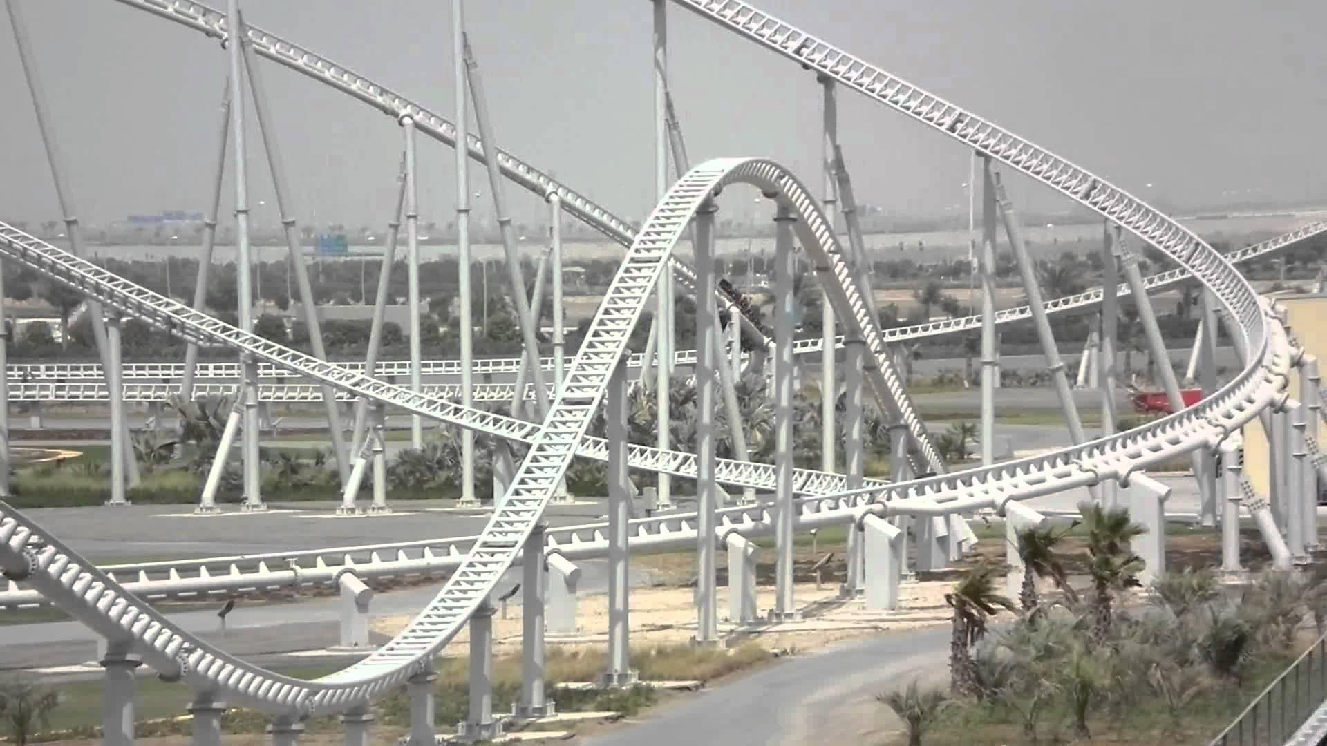 Formula Rossa в Абу-Даби
