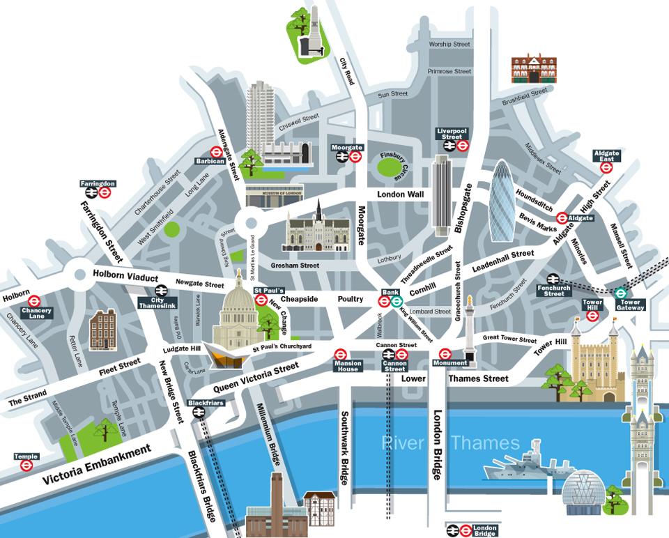 Мобильный интернет для посещения Лондона