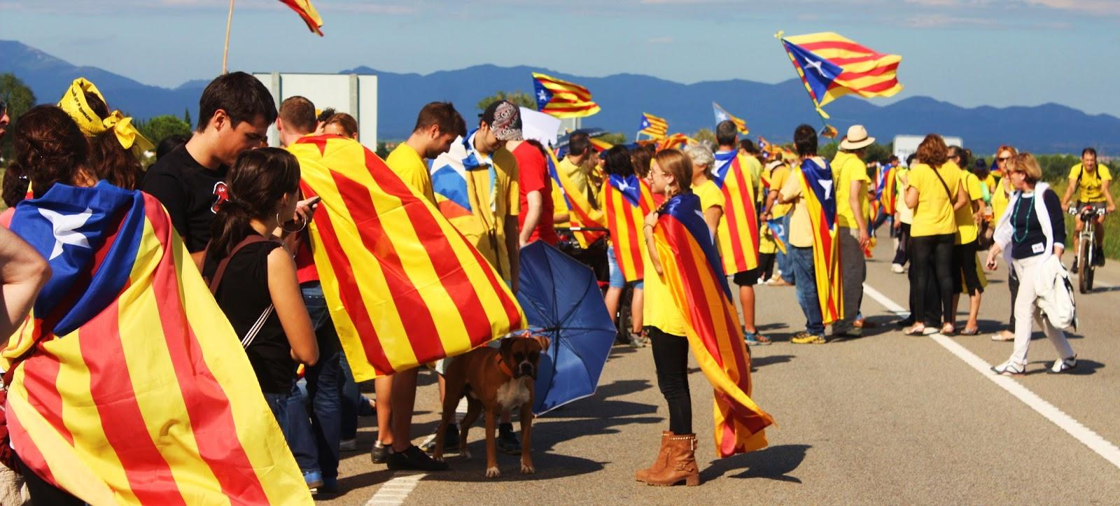 День Каталонии – особенный, наполненный событиями праздник