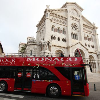 Автобусное путешествие по Монако