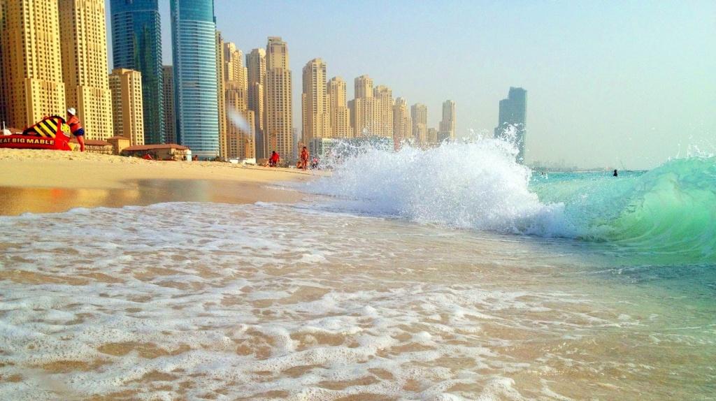 Отдых в ОАЭ осенью 1