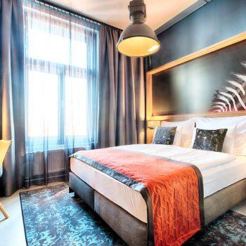 Недорогие, но комфортные и красивые отели Праги